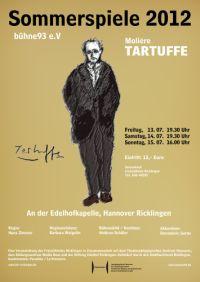 Sommerspiele 2012: Tartuffe